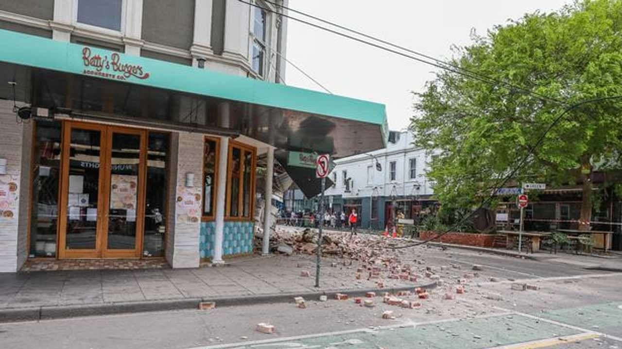 melbourne earthquake - photo #19