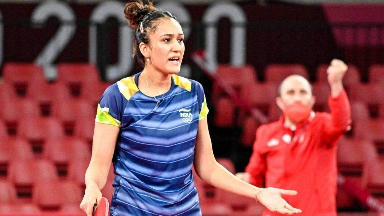 टेबल टेनिसः मनिका बत्रा एशियन चैंपियनशिप टीम से बाहर, इस वजह से फेडरेशन ने नहीं किया शामिल