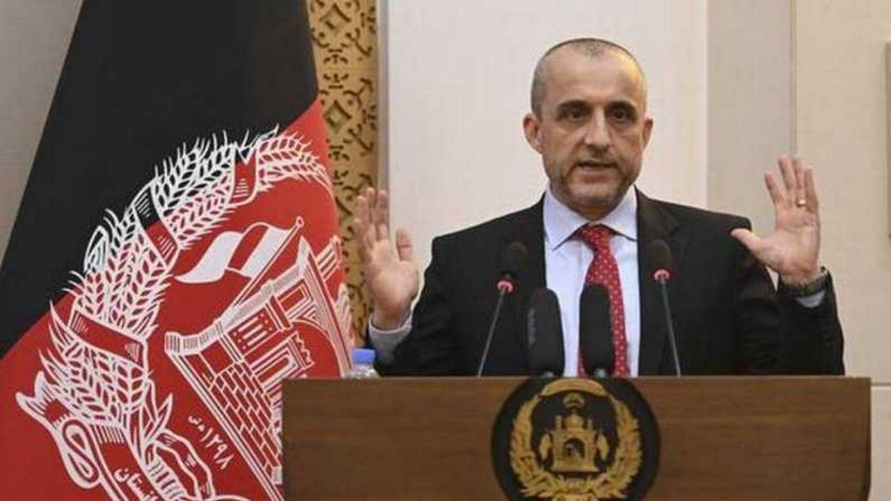 तालिबान बोला- पूर्व उपराष्ट्रपति अमरुल्लाह सालेह के घर नहीं मिले 48 करोड़ रुपये और 18 सोने की ईंटें