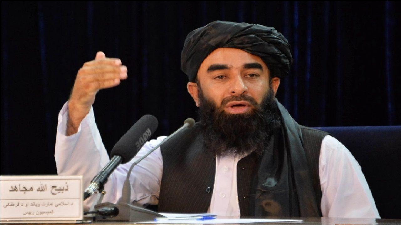 तालिबान के प्रवक्ता जबीउल्लाह मुजाहिद का खुलासा, 'कई साल से काबुल में था, अमेरिका और अफगानिस्तान को देता रहा चमका'