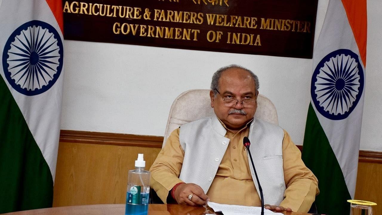 केंद्रीय योजनाओं का लाभ सही किसानों तक पहुंचना जरूरी, पैसों की कमी न बने बाधा, बोले केंद्रीय कृषि मंत्री नरेंद्र सिंह तोमर