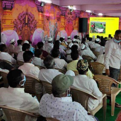 समय की मांग है कीटनाशकों का संतुलित इस्तेमाल, कर्नाटक के किसानों को दी गई इसके फायदे की जानकारी