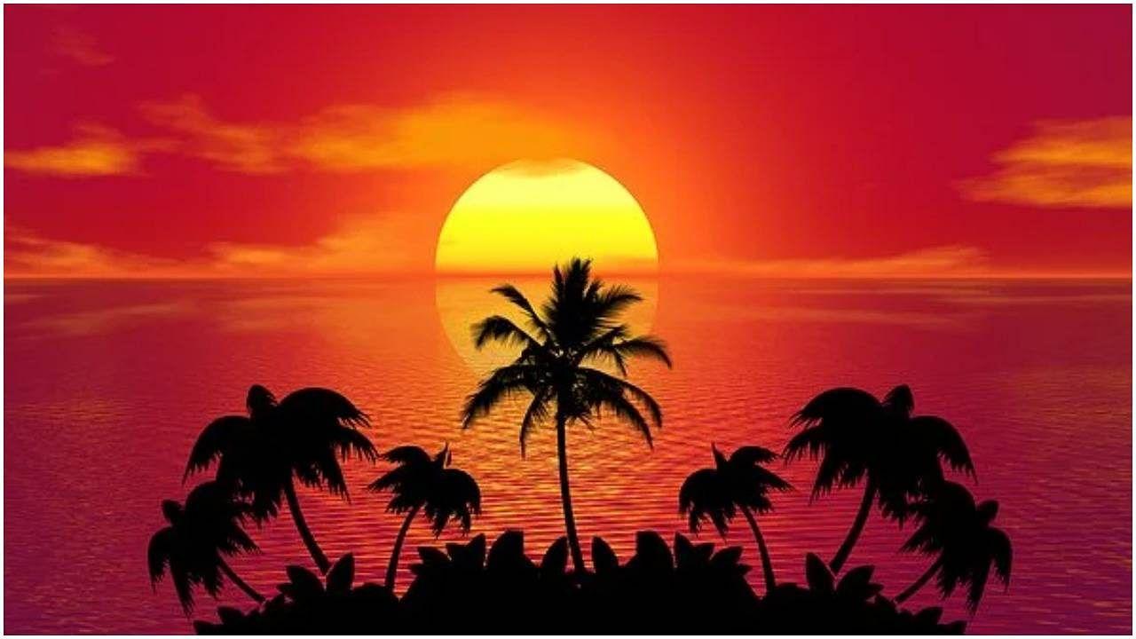 सूरज को सुबह उगते और शाम को डूबते हुए देखने का अनुभव बड़ा शानदार होता है. सूरज के निकले के साथ ही तो हमारे लिए दिन की शुरुआत होती है और इसके डूबने के साथ हमारी भागदौड़ पर ब्रेक लग जाता है. सूरज के निकलने और डूबने के आधार पर ना जानें कितनी चीजें तय होती हैं. अब जरा सोचिए जहां सूरज डूबता नहीं होगा, वहां के लोगों की दिनचर्या कैसे तय होती होगी. दुनिया में कुछ देश ऐसे भी हैं, जहां रात ही नहीं होती. हर समय बस सूरज चमकता रहता है. (फोटो-Pixabay)