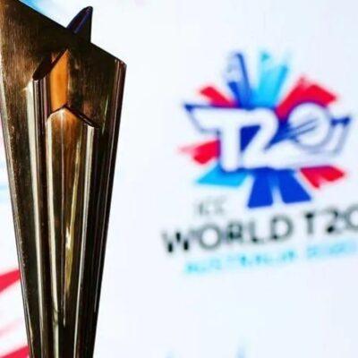 40 लोगों की मेहनत से तैयार हुआ T20 World Cup का Theme Song, विराट-पोलार्ड, राशिद-मैक्सवेल दिखे नए अवतार में