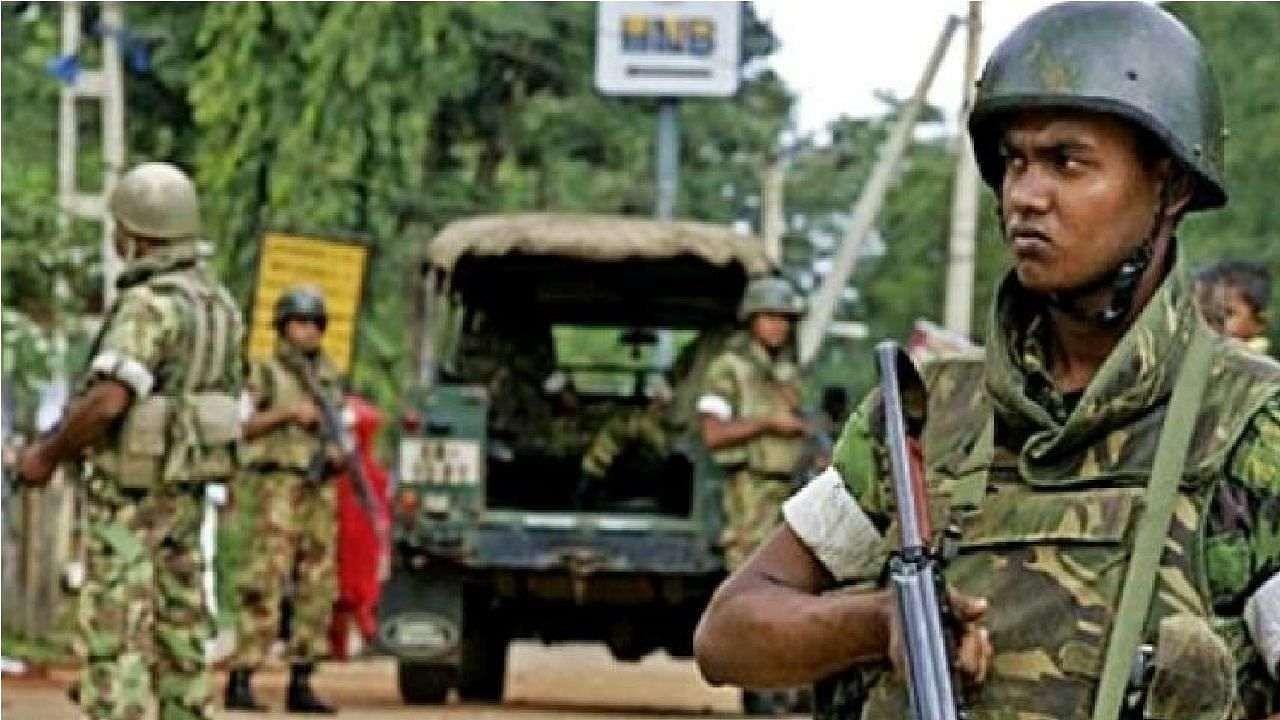 श्रीलंका में असैन्य कामकाज में नहीं है सेना की दखलअंदाजी, UNHRC के आरोपों पर सरकार ने दिया जवाब