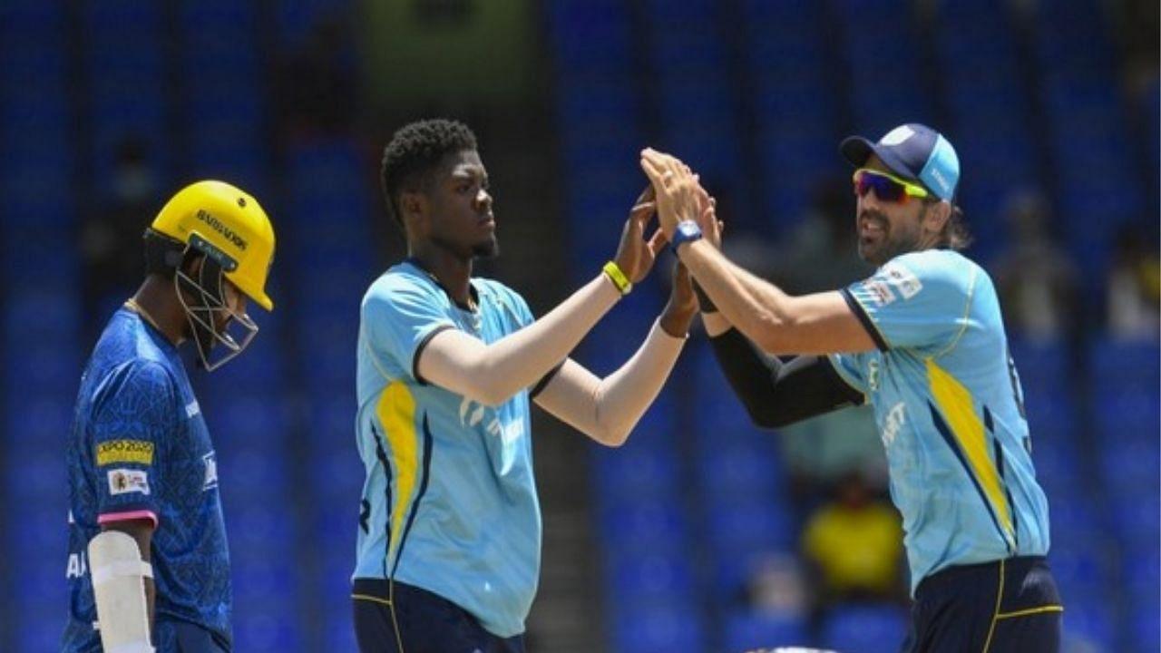CPL में इस गेंदबाज ने मचाई तबाही, कायरन पोलार्ड- टिम सेइफर्ट जैसे तूफान कर दिए चुटकियों में ढेर, टीम को पहुंचाया फाइनल में
