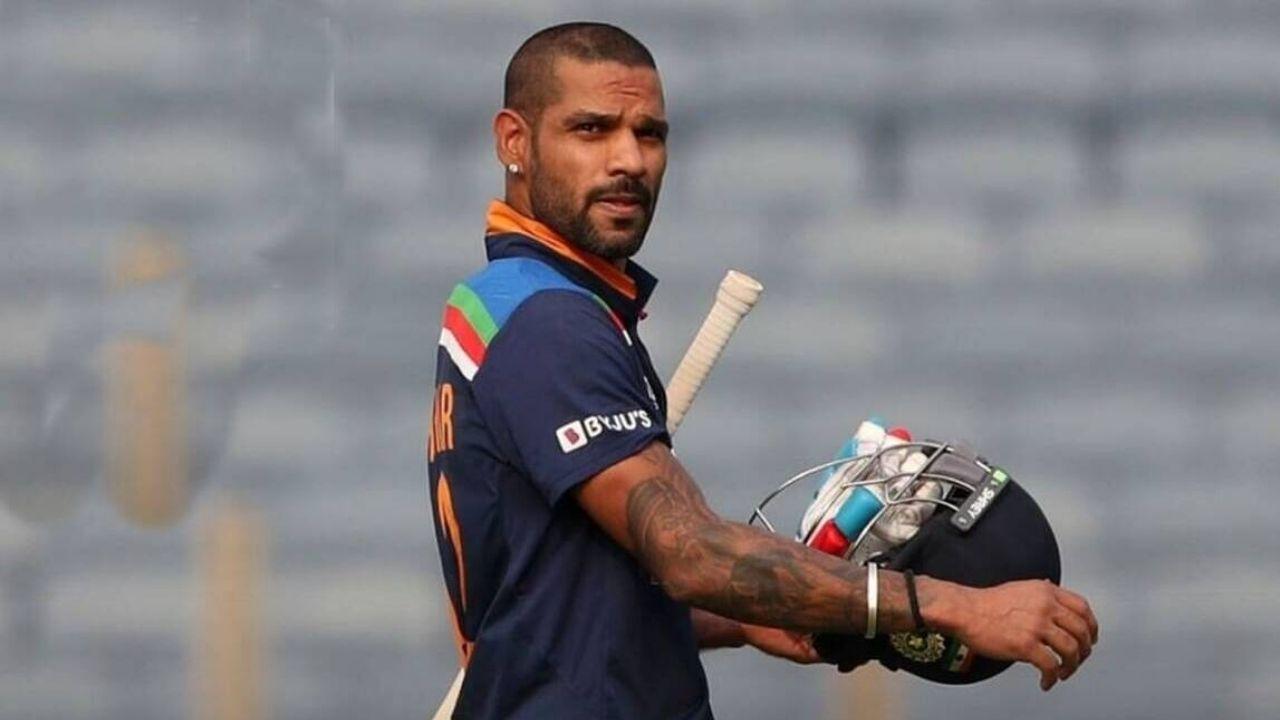 शिखर धवन को T20 World Cup टीम में न देखकर हैरान है ये दिग्गज, कहा - उन्होंने अपने आप को..