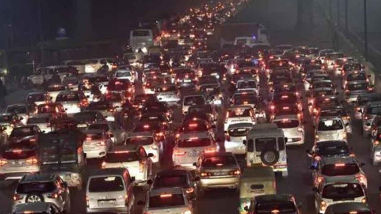 ट्रैफिक जाम बन चुका है हर बड़े शहर की मुसीबत, लेकिन इस स्टडी ने कर दिया चौंकाने वाला खुलासा