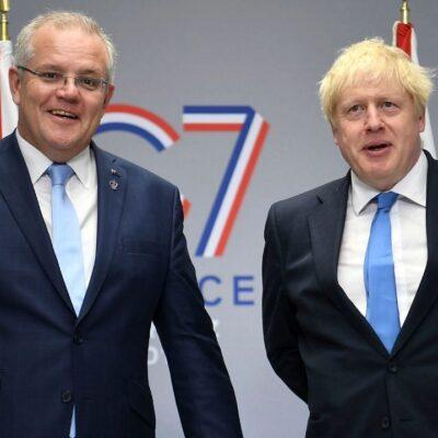 ऑस्ट्रेलिया-इंग्लैंड में एशेज सीरीज को लेकर पंगा, दोनों देशों के प्रधानमंत्रियों को करनी पड़ी मीटिंग