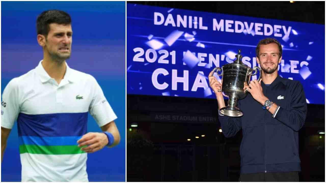 US Open 2021: नोवाक जोकोविच का सपना तोड़ डेनियल मेदवेदेव बने चैंपियन, फाइनल में इमोशन, ड्रामा, एक्शन सब दिखा