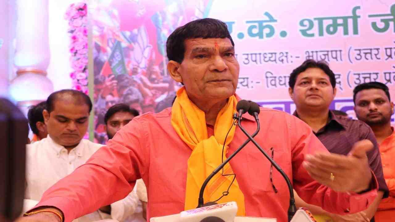 Uttar Pradesh: अरविंद कुमार शर्मा ने पश्चिमी यूपी में शुरू किया जनसंपर्क अभियान, कहा- विधानसभा चुनाव में पार्टी और ज्यादा सीटें जीतकर बनाएगी सरकार