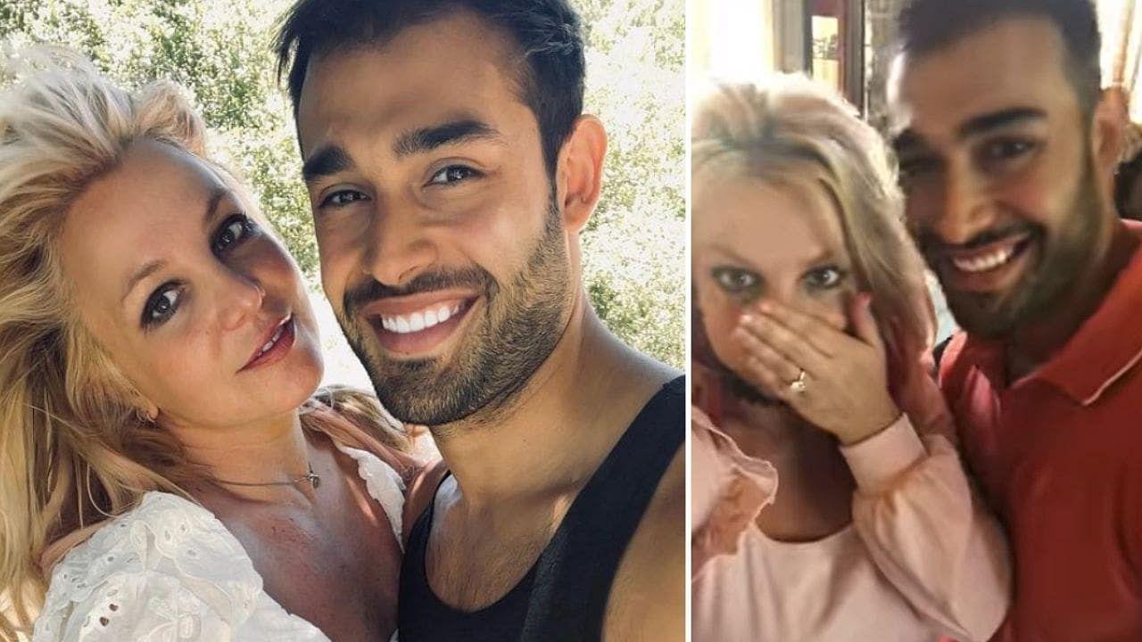 VIDEO : पॉप सिंगर ब्रिटनी स्पीयर्स ने बॉयफ्रेंड सैम से की सगाई, अंगूठी दिखाते हुए फैंस को किया टीज