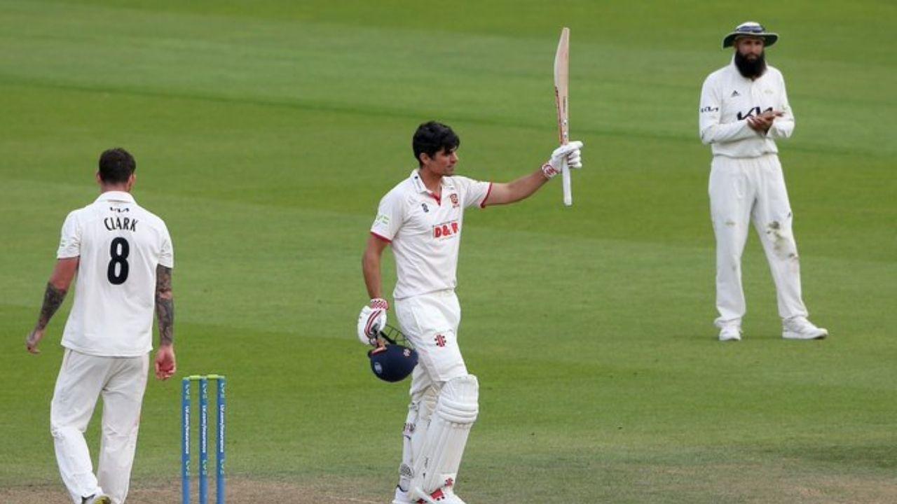 एलिस्टर कुक का यह कैसा खेल! T20I में जितने रन बनाए उससे ज्यादा तो शतक ठोक डाले