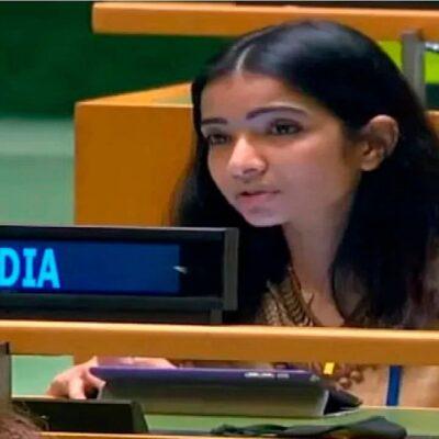 कौन हैं इमरान खान को आतंक पर करार जवाब देने वालीं स्नेहा दुबे? UN में पाकिस्तान को किया 'बेनकाब'