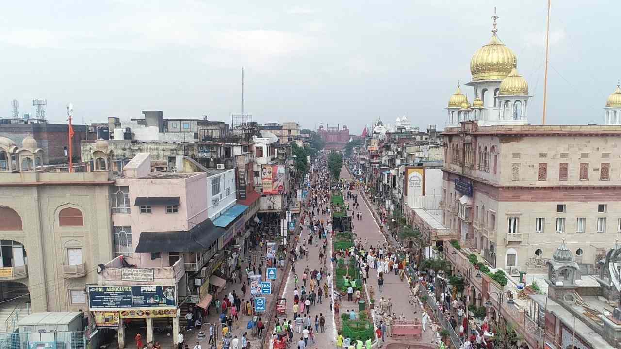 'जो भी राजधानी आएगा वह चांदनी चौक जरूर घूमेगा', पुनर्विकास कार्यों का उद्घाटन कर बोले दिल्ली के सीएम
