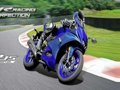 Yamaha ने शुरू की YZF-R15 V4 की डिलीवरी, जानिए कितनी है मोटरसाइकिल की कीमत