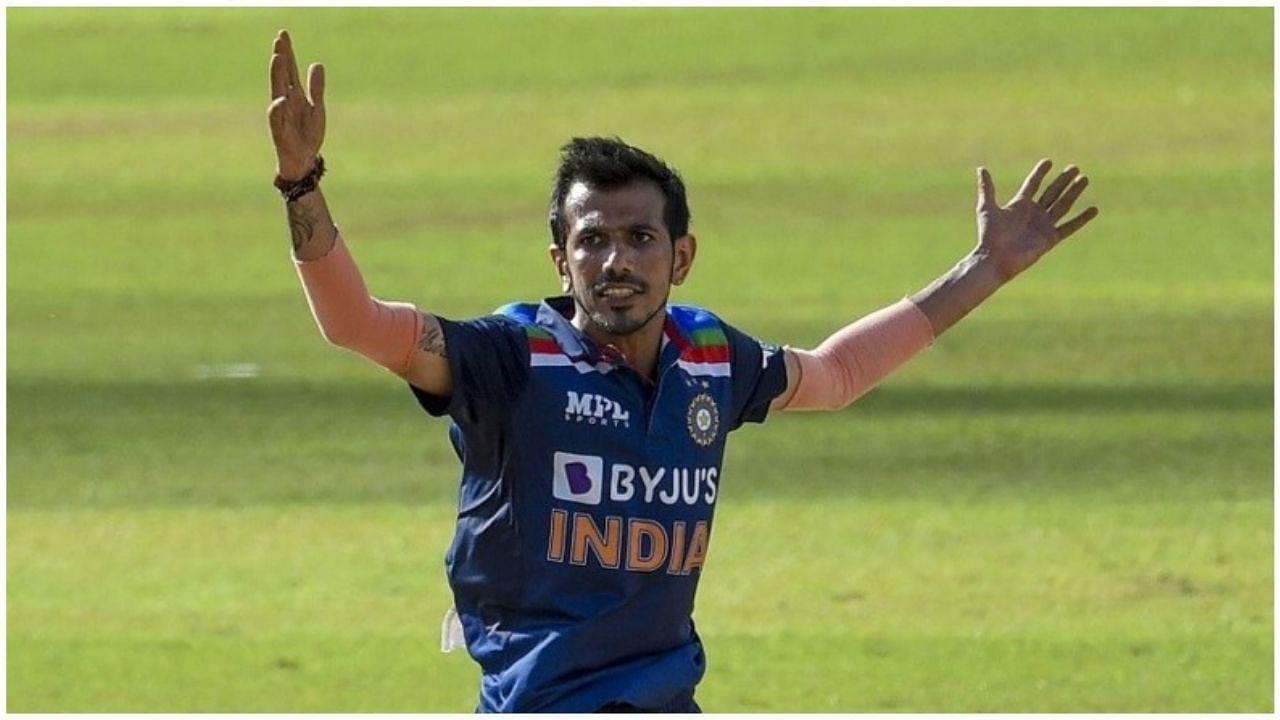 T20 वर्ल्ड कप से बाहर किए जाने पर छलका युजवेंद्र चहल का दर्द, साथ देने के लिए पत्नी धनश्री को कहा शुक्रिया