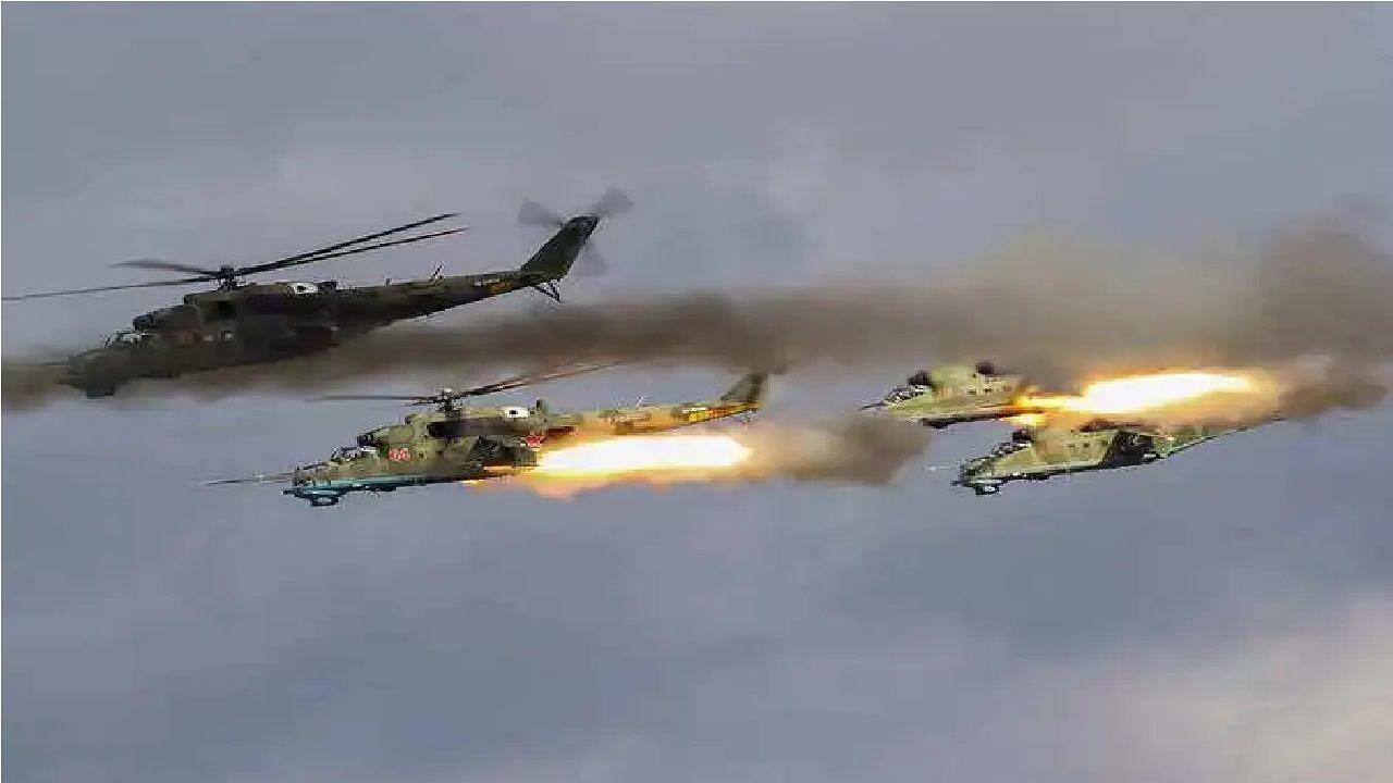 Zapad 2021: Indian army showing stamina in Russia, fire from guns, China-Pakistan watching eye-opening