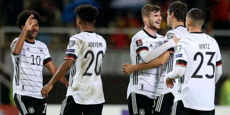 2022 Football World Cup: जर्मनी बनी क्वालिफाई करने वाली पहली टीम, 8 में से 7 मैच जीतकर किया कमाल