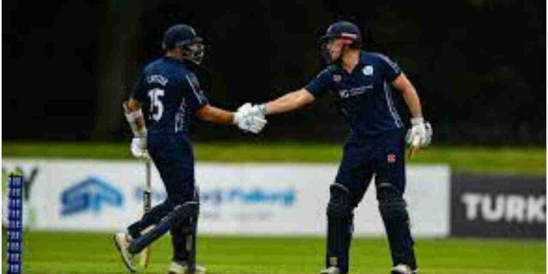 28 साल के खिलाड़ी का शुरू किया खेल, 34 साल के बल्लेबाज ने किया खत्म, मैच में '13 गेंदों' का रहा बड़ा रोल