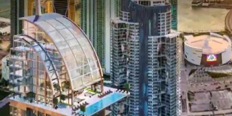 37,72,27,75,000 रुपये से बनाई जा रही 55 मंजिला बिल्डिंग, कोरोना जैसी महामारी भी लोगों का कुछ नहीं बिगाड़ पाएगी