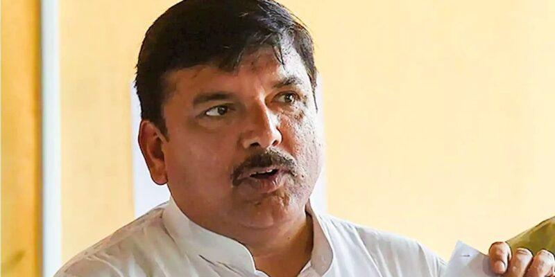 AAP सांसद संजय सिंह का लखीमपुर मामले पर बड़ा आरोप, कहा- अजय मिश्रा के मंत्री रहने तक न्याय की उम्मीद नहीं