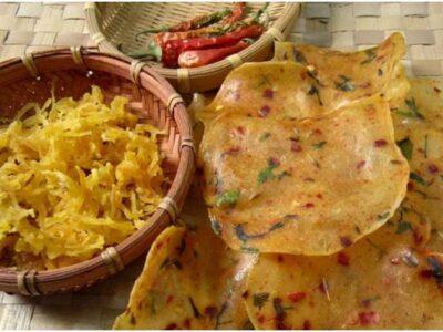 Aloo Papad Recipe : घर पर इस आसान तरीके से बनाएं आलू के पापड़