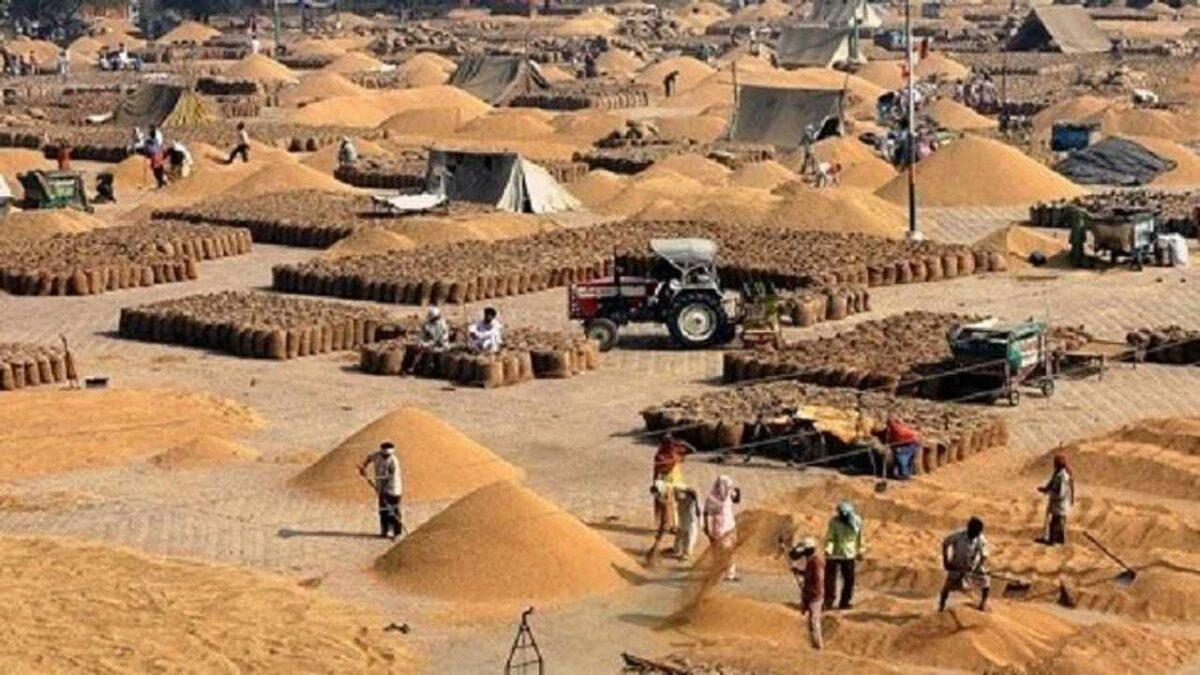 अव्यवस्था और उपज का सही भाव नहीं मिलने से नाराज किसानों ने किया मंडी में हंगामा, 1 घंटे तक बंद रही खरीद