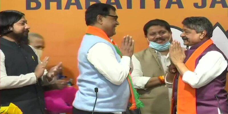 पश्चिम बंगाल में एक और BJP विधायक मिहिर गोस्वामी हुए बागी, TMC नेता के साथ की बैठक, 5 MLA छोड़ चुके हैं पार्टी