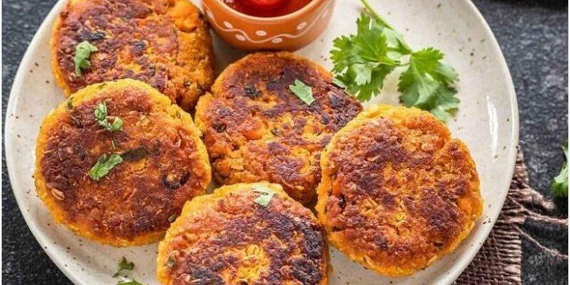 Arbi Ki Tikki Recipe : शाम के नाश्ते में बनाएं स्वादिष्ट अरबी की टिक्की