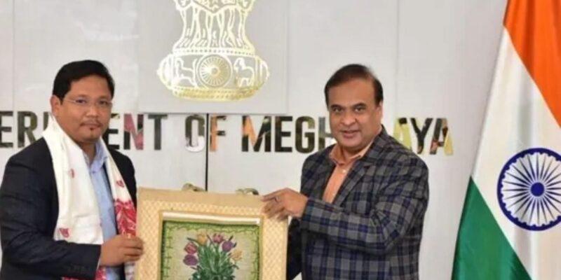 सीमा विवाद को लेकर आज मीटिंग करेंगे असम और मेघालय के अधिकारी, दोनों पड़ोसी राज्यों के बीच 12 इलाकों को लेकर विवाद