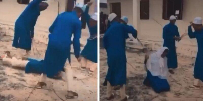 पिता के कहने पर इस्लामिक स्कूल ने लड़की को दी खौफनाक सजा, चार पुरुष शिक्षकों ने घेरकर पीटा, तमाशबीन बनी रही भीड़