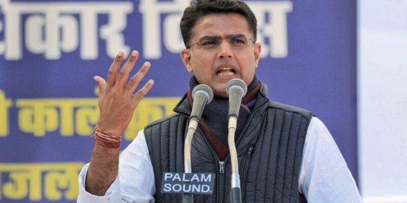 'किसान आंदोलन को नहीं दबा सकी BJP सरकार तो अब किसानों को कुचल रही है', लखीमपुर की घटना पर सचिन पायलट का निशाना