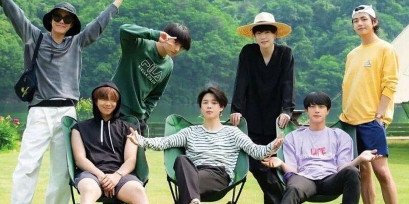 BTS बॉयज का In The Soop 2 शो का टीजर रिलीज, इस गाने से कोरिया के लिए रच डाला इतिहास