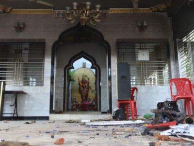 Bangladesh: हिंदुओं के मंदिरों-दुकानों पर हो रहे हमले, उपद्रवियों ने की लूटपाट, अब देशभर में भूख हड़ताल करेंगे अल्पसंख्यक समूह