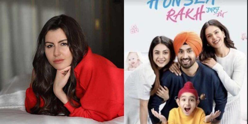 शहनाज गिल की पहली हौंसला रख के रिलीज से पहले जॉर्जिया ने की तारीफ-'सितारे चमकने के लिए पैदा होते हैं'