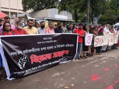 बांग्लादेश के गृह मंत्री का बड़ा बयान- दुर्गा पूजा पंडालों पर हमले के लिए पहले से रची गई थी 'साजिश', हम सख्त एक्शन लेंगे
