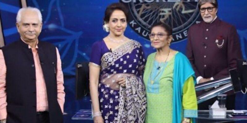 KBC 13 के मंच पर दिखेंगी बॉलीवुड की पहली स्टंटवुमन रेशमा पठान, हेमा मालिनी को देंगी सरप्राइज