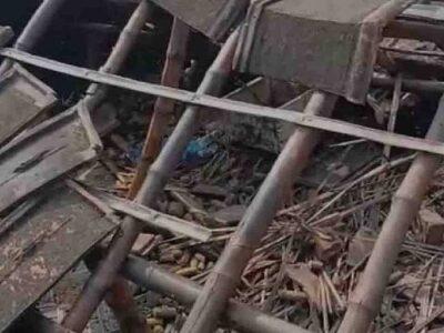 Bomb Blast In Malda: बम विस्फोट से दहला मालदा का कालियाचक, TMC नेता के घर में हुआ ब्लास्ट, उड़ गई छत