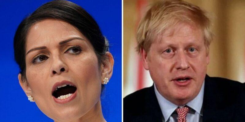 पब्लिक प्लेस पर महिलाओं से छेड़छाड़ के खिलाफ स्पेशल कानून चाहती हैं ब्रिटिश गृह मंत्री प्रीति पटेल, लेकिन रुकावट बन रहे बोरिस जॉनसन