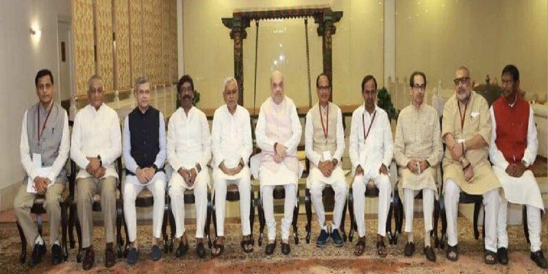 उग्रवाद के मुद्दे पर गृहमंत्री अमित शाह की बैठक में शामिल हुए सीएम हेमंत सोरेन, कहा-राज्य में होगी 'सहाय' योजना की शुरुआत