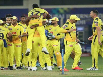 IPL 2021 पर चेन्नई सुपरकिंग्स का कब्जा, एमएस धोनी ने चौथी बार जिताया खिताब, कोलकाता की हार