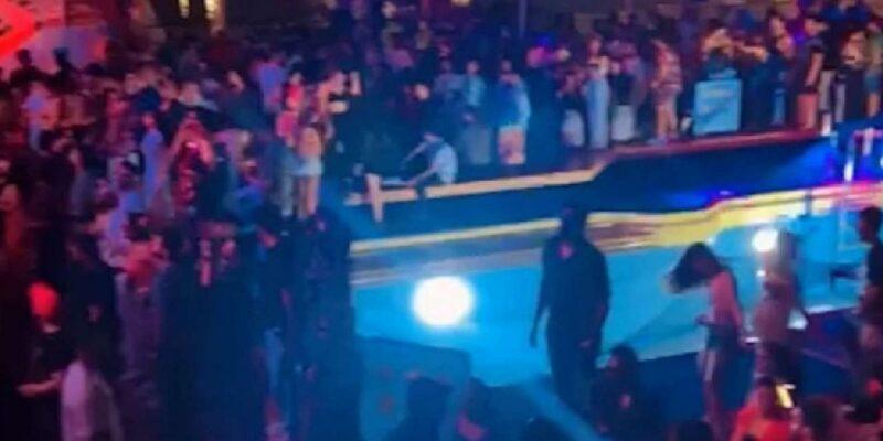 Cruise Party EXCLUSIVE Video: ड्रग्स, डीजे, डांस के साथ चल रहा था धूम-धड़ाम, शामिल हुए जहां आर्यन खान, उस पार्टी का देखिए वीडियो