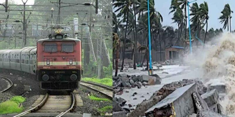Cyclone Gulab in Jharkhand: झारखंड में भी दिखेगा चक्रवाती तूफान का असर, 29-30 सितंबर तक भारी बारिश के आसार, कई ट्रेनें हुईं रद्द