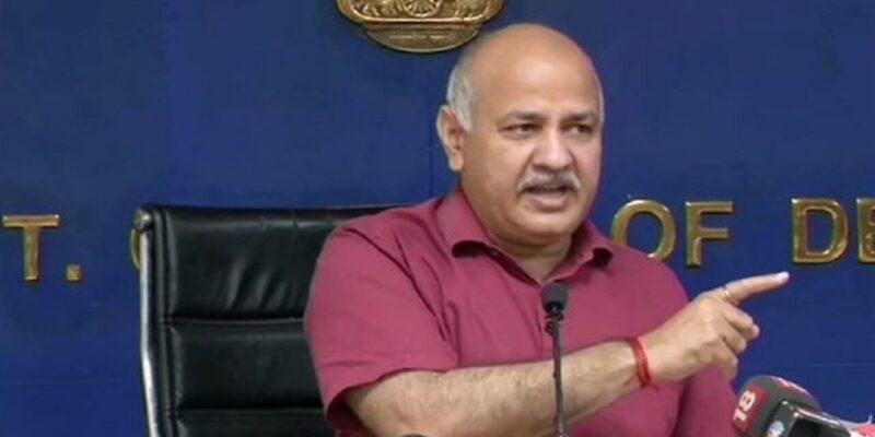 Delhi: डिप्टी सीएम मनीष सिसोदिया का योगी सरकार पर निशाना, कहा- 'BJP के मुंह में राम बगल में छुरी