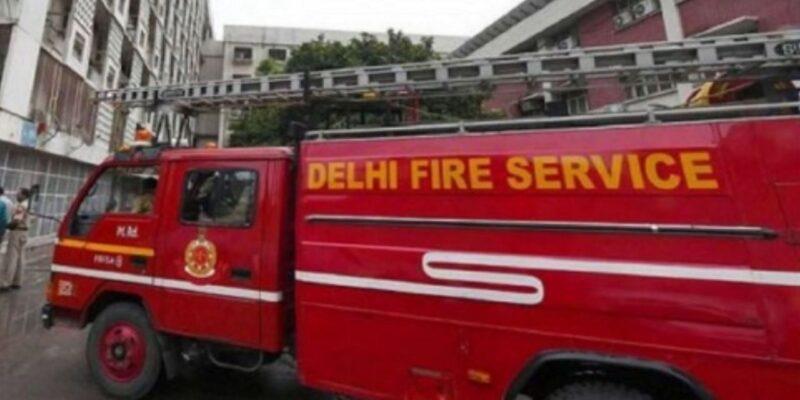 Delhi: हर्ष नगर के पेपर गोदाम में लगी भीषण आग! फायर बिग्रेड की 16 गाड़ियां मौके पर पहुंची