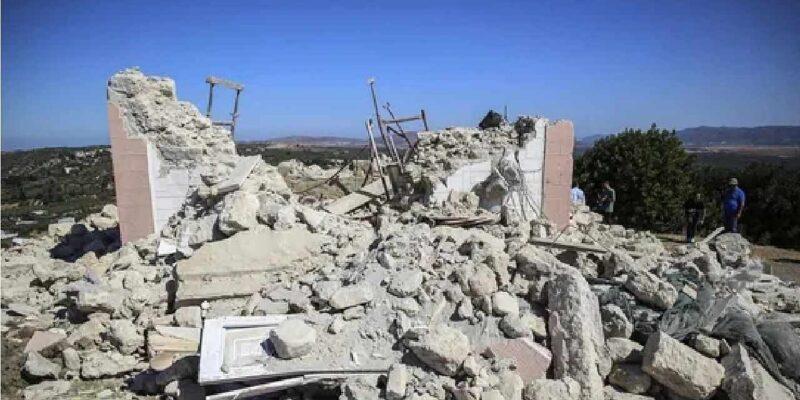 Earthquake in Greece: ग्रीस के क्रेते द्वीप पर आया शक्तिशाली भूकंप, रिक्टर स्केल पर 6.3 रही तीव्रता