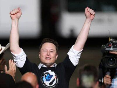Elon Musk's wealth running faster than rocket, Bill Gates and Warren Buffett together behind him