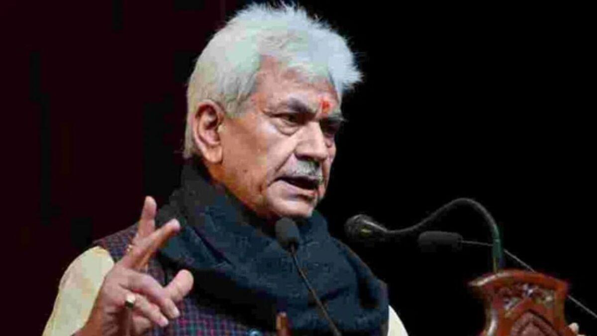 'हर मौत का लिया जाएगा बदला', LG बोले- जम्मू कश्मीर में आतंकियों को मुंहतोड़ जवाब दे रही सेना