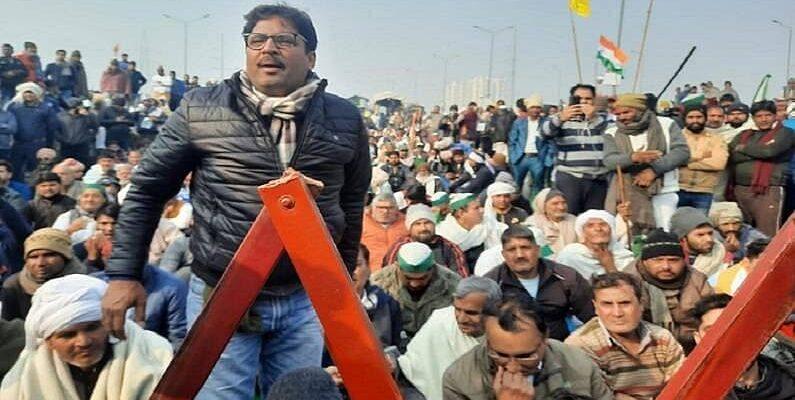 नोएडा प्राधिकरण के खिलाफ विरोध प्रदर्शन करने पर 1000 से अधिक लोगों पर FIR दर्ज, 20 से ज्यादा किसान नेता भी नामजद